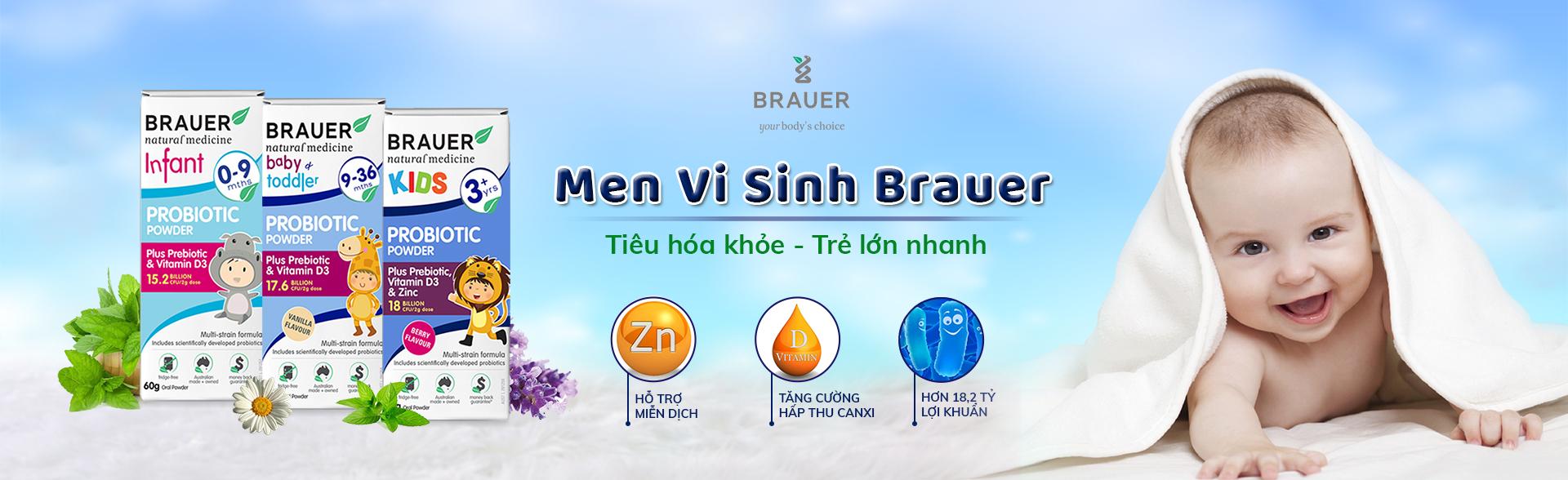 banner probiotic brauer